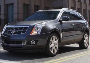 GM llama a revisión 47,401 vehículos Cadillac SRX 2011