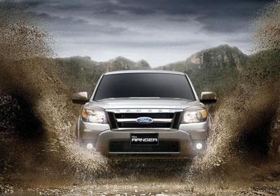 Ford Ranger Diésel:  Llegó con renovado diseño
