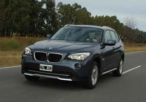 """BMW X1 xDrive 20d: El """"benjamín"""" de la serie"""