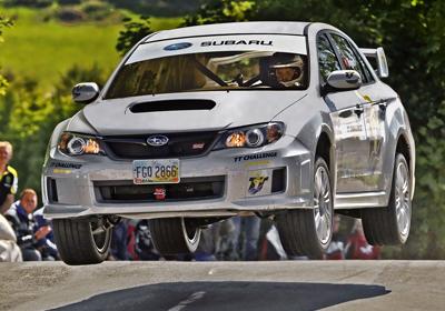 Subaru WRX STI establece nuevo récord