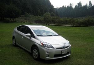 Toyota Prius 2011 se presenta en México