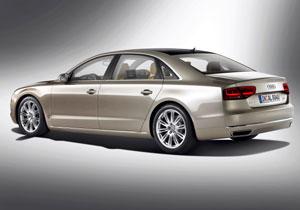 Audi A8 L en el Salón de China