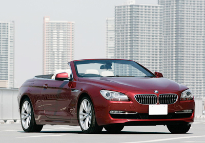 BMW Serie 6 Cabrio 2011: Belleza deportiva