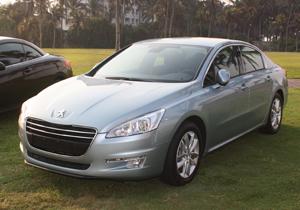Peugeot presentará el 508 en México