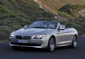 BMW Serie 6 Convertible llega a México en 118,300 Dólares