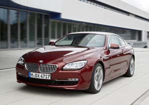 Nuevo BMW Serie 6 Coupe: Un automóvil de ensueño