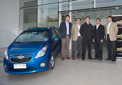 Chevrolet y Shell sortearon un Chevrolet Spark