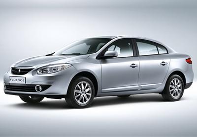 Renault Fluence: Elegido Mejor Auto en Brasil