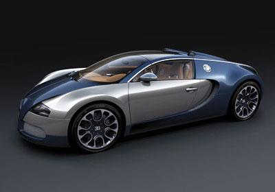 Bugatti Veyron Grand Sport Sang Bleu: Sólo 20 unidades