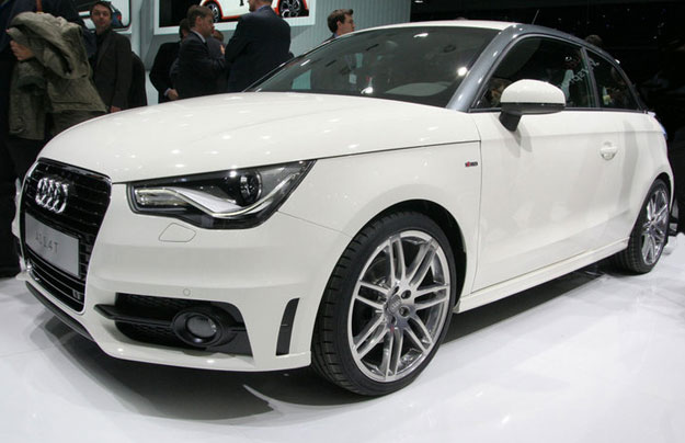 Audi A1 inicia su producción