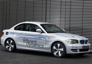 BMW Serie 1 Concept ActiveE se presenta en Detroit 2010