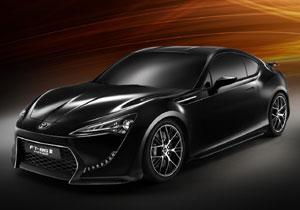 Toyota FT-86 II Concept debuta en el Salón de Ginebra 2011