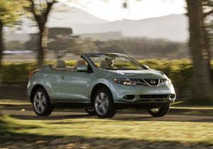 Nissan Murano CrossCabriolet, el vehículo más odiado del  2011