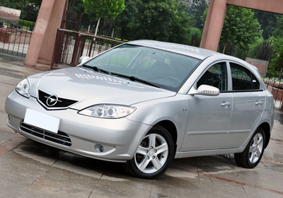HAIMA inicia su venta en Chile: El Mazda chino