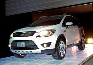 Ford Kuga en Argentina para febrero de 2010