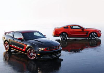 Ford Mustang Boss 302 y 302 Laguna Seca: Renace una leyenda