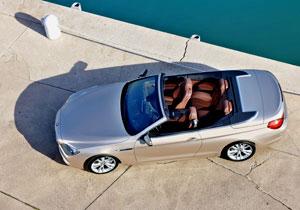 BMW 650i Cabrio la versión de producción