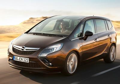 Opel Zafira 2012: Descubre la tercera generación