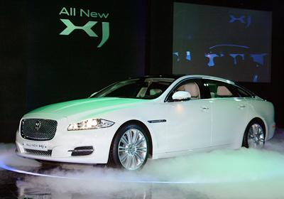 Jaguar XJ 2010: Lujo futurista