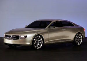 Volvo Concept Universe debuta en el Salón de Shanghai 2011