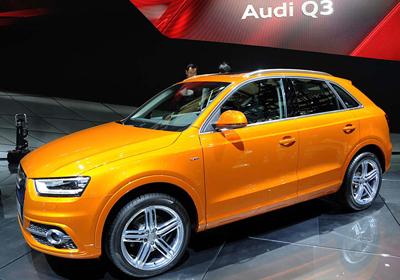 Audi Q3: Hace su debut mundial