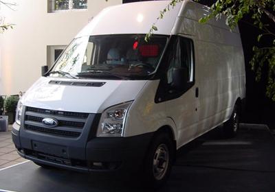 Nueva Ford Transit 2011: Inicia venta en Chile