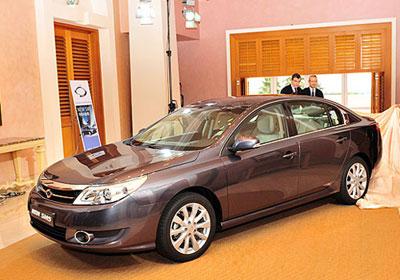 Renault-Samsung SM5 2010: Exclusivo Autocosmos.cl