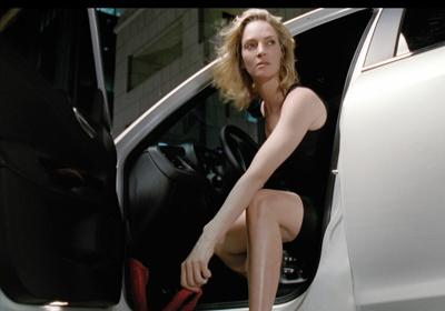 Uma Thurman la imagen del nuevo Alfa Romeo Giulietta