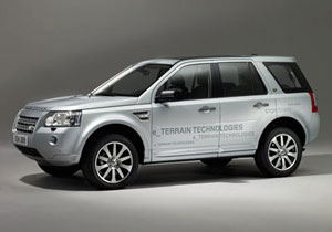 Land Rover Freelander 2: altos niveles de satisfacción
