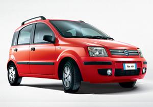 El Fiat Panda festeja sus 30 años