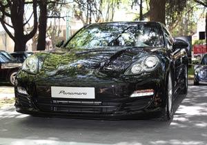 El Porsche Panamera ya está en el país