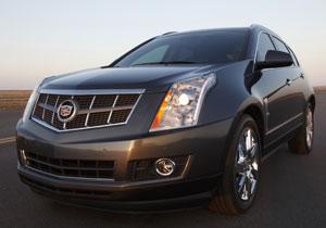 Cadillac SRX 2011 llamado a revisión