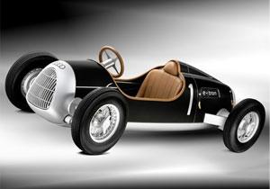 Auto Union Type C e-tron un juguete eléctrico de carreras