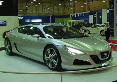 Salón del Automóvil de Santiago 2010: Se inauguró