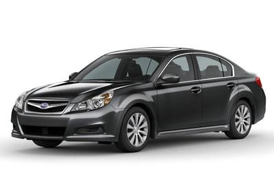 Subaru Legacy 2010 debuta en Chile
