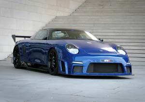 Porsche 9ff GT9-R: el más rápido del mundo