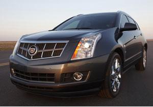 Cadillac SRX estrena motor con inyección directa