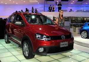 Volkswagen Suran Cross debuta en el Salón de Buenos Aires