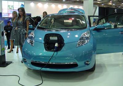 Salón del Automóvil de Santiago 2010: Híbridos y eléctricos