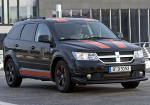Tuning: Dodge Journey por Irmscher