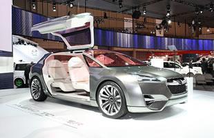 Subaru Tourer Hybrid Concept