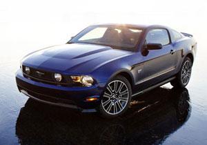 Ford Mustang 2010: Seguro al máximo
