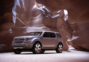 Confirma Ford la llegada de un motor Ecoboost de 4 cilindros