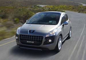 Peugeot 3008: un auténtico Crossover