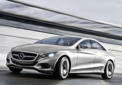 Mercedes-Benz F800 Style Concept: Señores, el futuro del automóvil