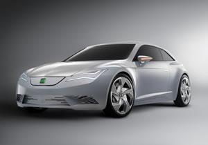 SEAT IBE Concept eléctrico debuta en el Salón de Ginebra 2010