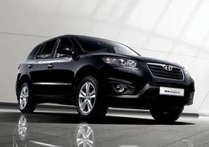 Hyundai Santa Fe: nueva versión