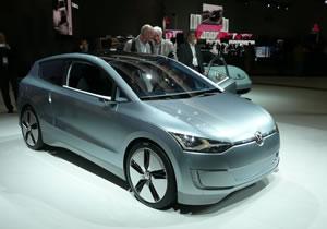 Volkswagen Up! Lite Concept se presenta en Los Ángeles 2009