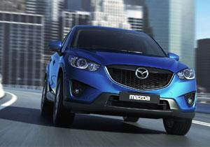 Mazda CX-5 2012 se presenta en el Salón de Frankfurt 2011