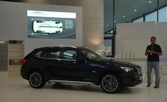 BMW Crossover X1 2010 - Primer contacto para México